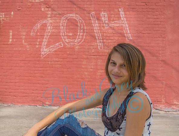 Elise Senior 2014