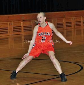 20110217 Sleepy Eye vs St. Mary's Girls Basketball