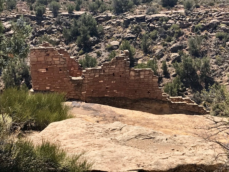 2017-09-18  Stronghold House, Hovenweep National Monument, Colorado