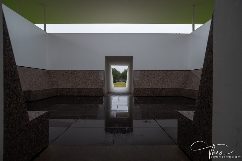 Rice University - Turrell Skyspace