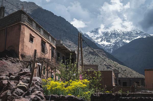 Imlil - Atlas mountains