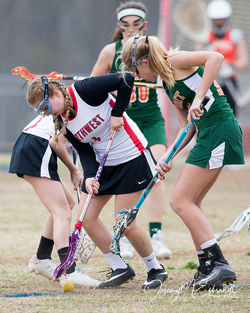 NW Guilford High vs Summit - JV Lacrosse - 03-30-2017