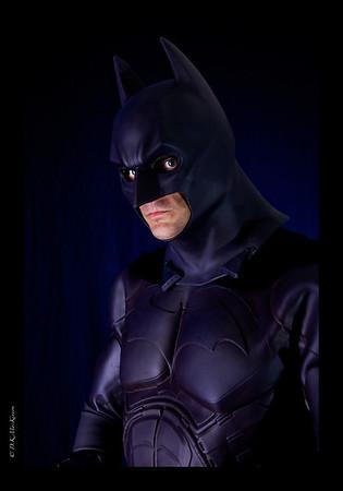 TLOSH: Batman
