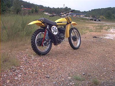 AHRMA Vintage MX