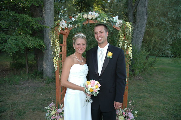 Our Wedding 8/27/05