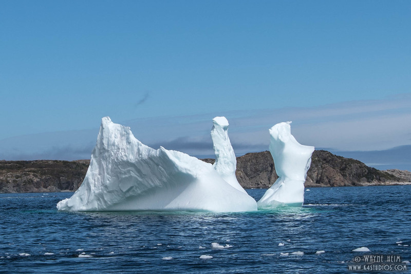 Iceberg 2    Photography by Wayne Heim