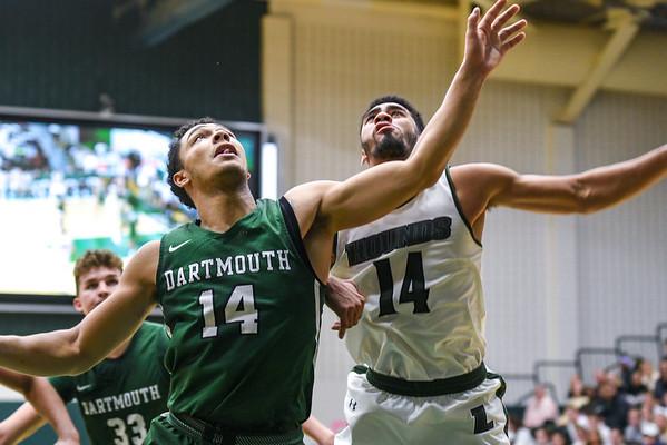 Loyola v Dartmouth Men's Basketball 11.11.18