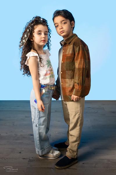 Lucine & Adine
