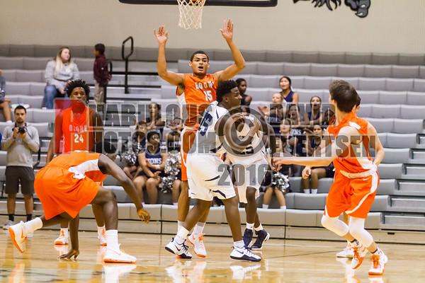 Boys Varsity Basketball #5 - 2016