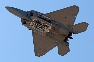 Aviation Nation 2009, Nellis AFB, Nov. 13-15, 2009