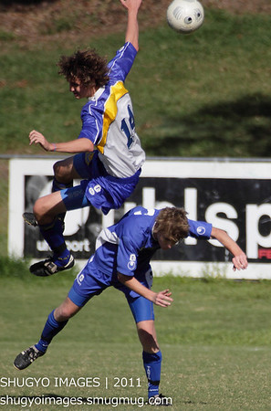 Rovers v Capalaba May 2011