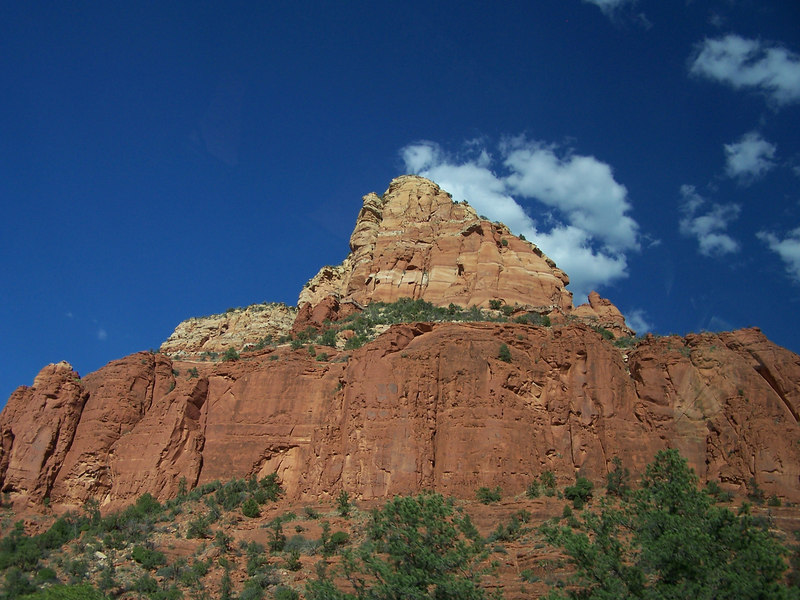 Steamboat Rock (The Fin)