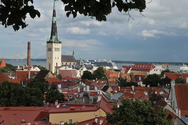 Tallinn Estonia - August 2016
