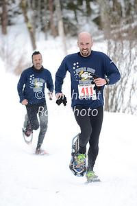Hawley Kiln Snowshoe Race