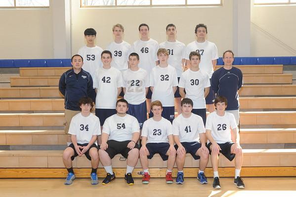 JV Volleyball 2016