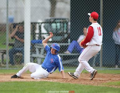 Penn Yan Baseball 4-22-16
