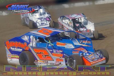 Albany-Saratoga Speedway - Practice - 6/5/20 - Mark Brown