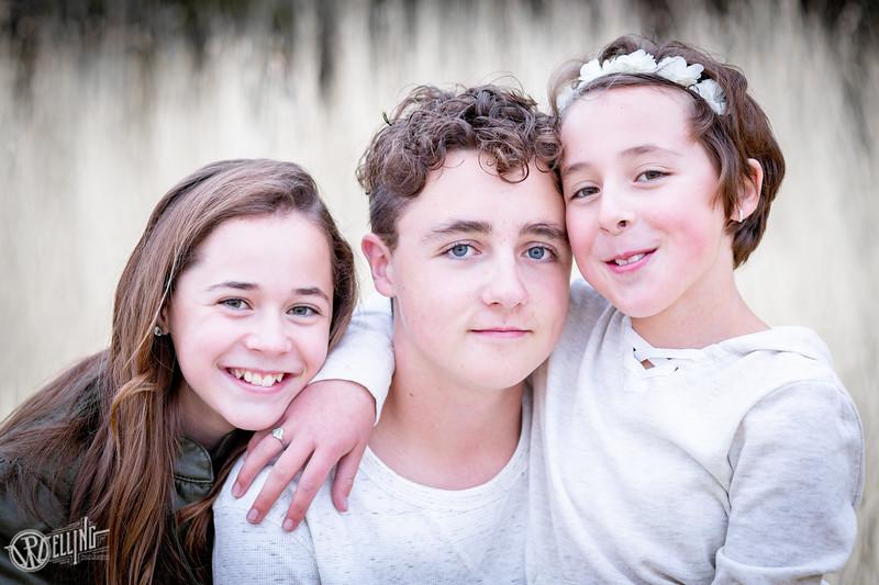 Telford Family 2018