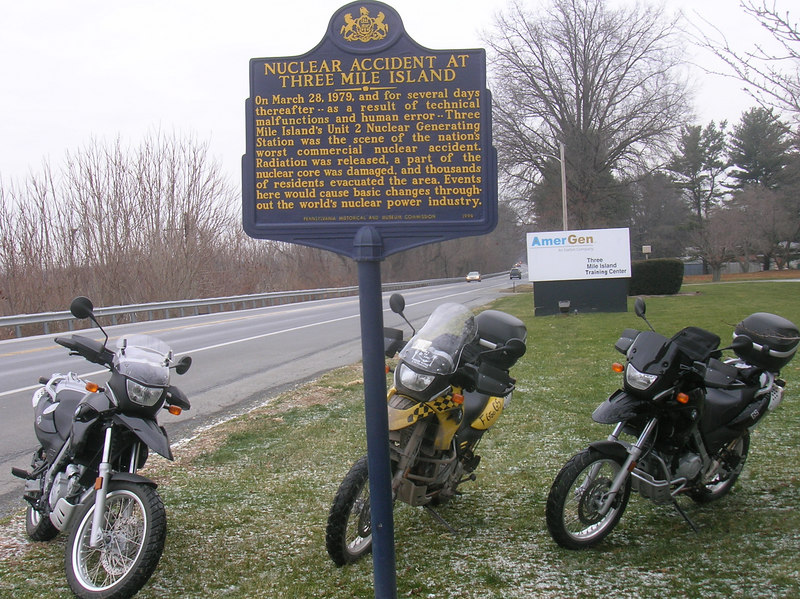 The ultimate historical marker for Central PA residents