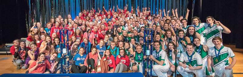 2017-2018 Zionsville Show Choirs