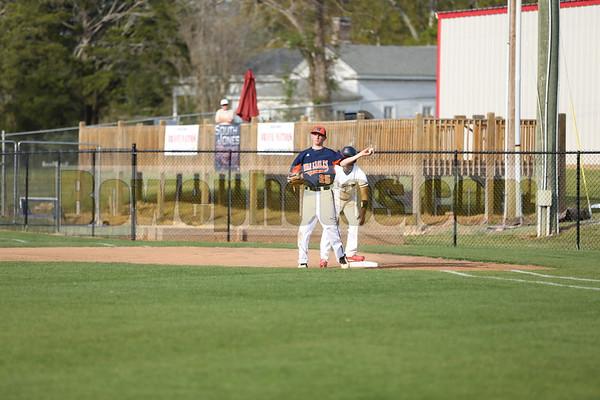 Wayne County at South Jones (JV & Varsity 2013 baseball)