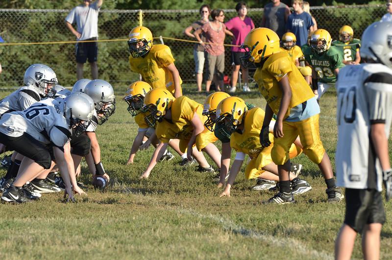 Wildcats vs Raiders Scrimmage 108.JPG