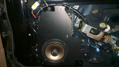 1993 Nissan 300ZX With Bose 2+2 Front Door Speaker Installation - USA