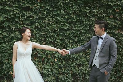 Pre-wedding | W + W