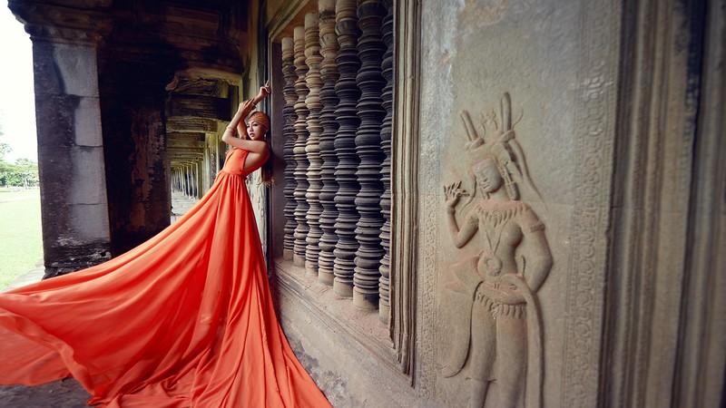 Angkor/吳哥窟