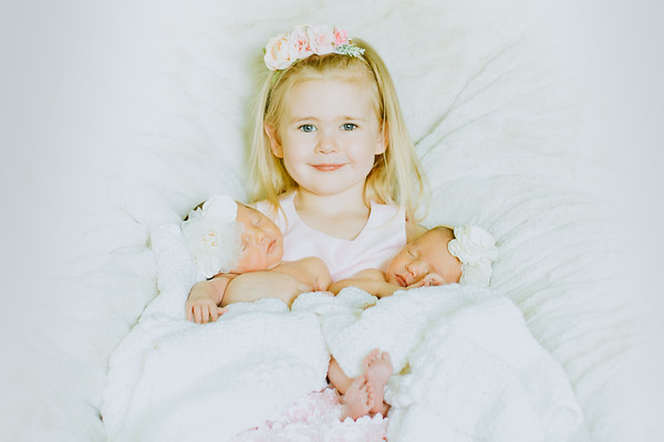Baby Girl Twins