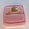 1.56ct Rustic Rose Cut Diamond Bezel Ring, by Single Stone 29