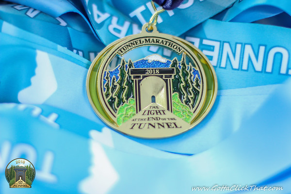 The Light at the End of the Tunnel Marathon - June 10, 2018