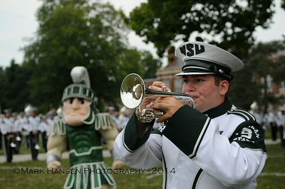 Spartan Marching Band 2014
