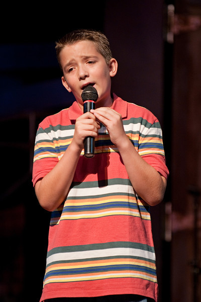 Delco Idol Jr 2011 Week 2