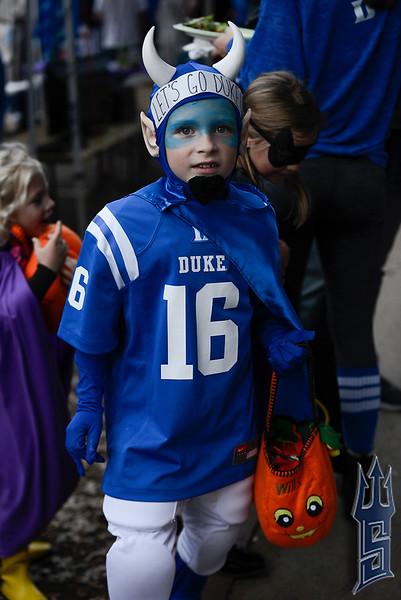 Duke vs. Miami - 10/31/15
