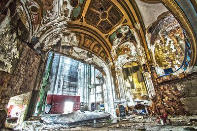 East Town Theater Detroit ALBUM