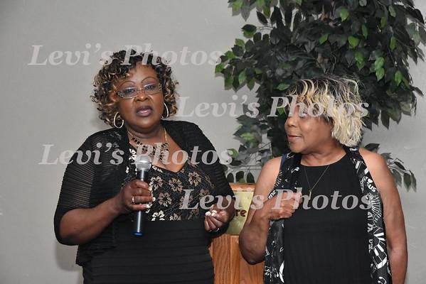 70th Birthday Party Booker & Essie Washington 2017