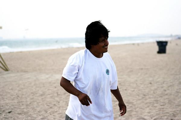 Trip to the Beach - Viaje a la Playa 2007