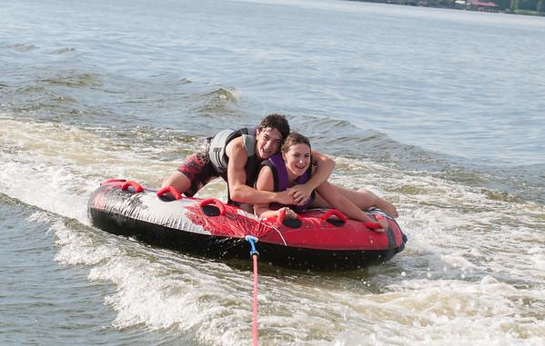 False River - Emily's Bday Weekend (7-14-12)