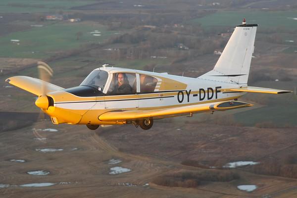 OY-DDF - Gardan GY-80 Horizon 180