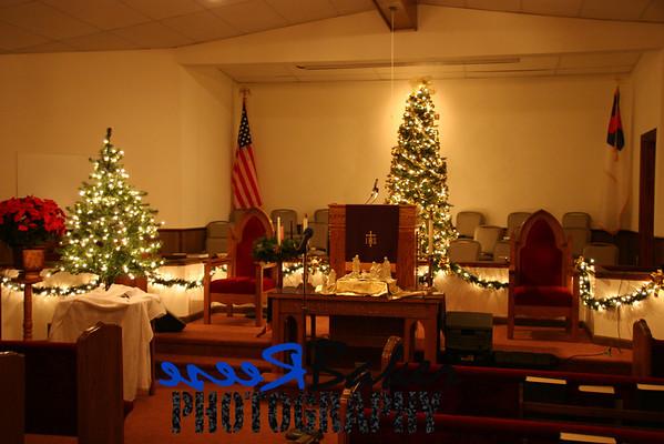 2006 Christmas Share Night