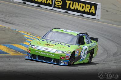 Nascar - Infineon Raceway - June 18, 2010 - Day 1 - Practice/Qualifying