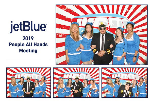 Jetblue People All Hands Meeting 2019