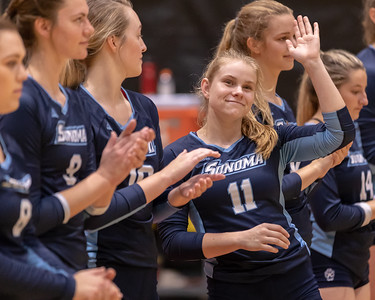 NCAA DIVISION II WOMEN'S VOLLEYBALL SHOWCASE