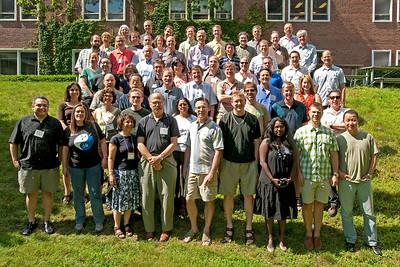 Biochemistry reunion at Dartmouth July 2011