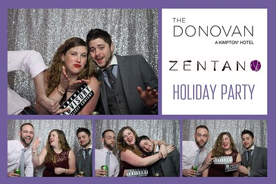 The Donovan Hotel Holiday Party