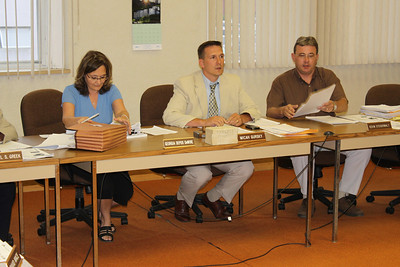 Tamaqua Borough Council Meeting, Borough Hall, Tamaqua (7-19-2011)
