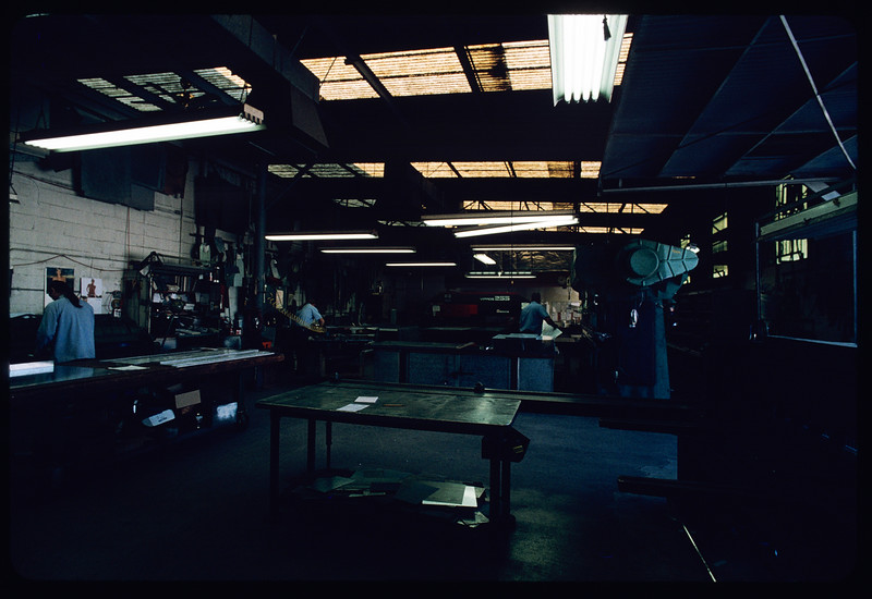Advance Metal Products, Los Angeles, 2004