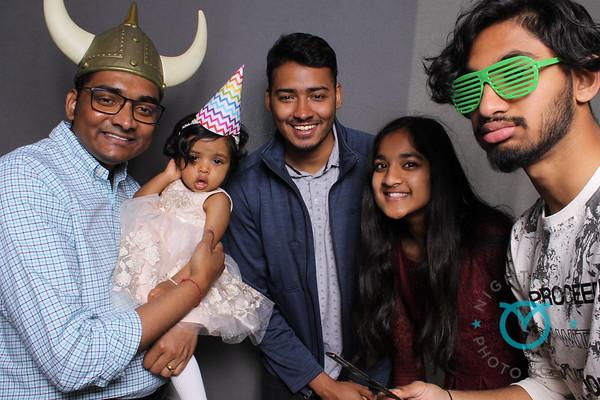 Sanvi's 1st Birthday
