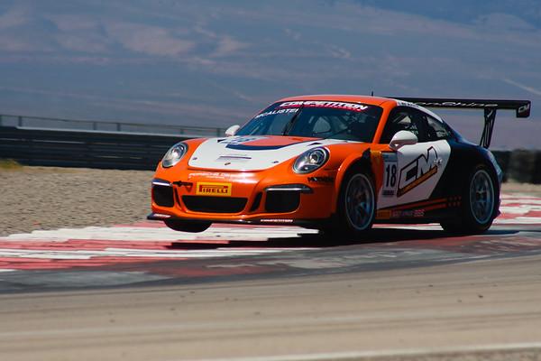 Pirelli Porsche GT3 Cup Trophy June 2017